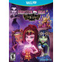 Jogo Novo Lacrado Monster High 13 Wishes Nintendo Wii U