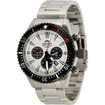 Relógio Orient Mbssc082 Cronógrafo Quartz Elegante Charmoso