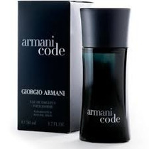 Perfume Armani Code Men 75 Ml - Original E Lacrado!