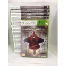 The Amazing Spider Man 2 Xbox 360 Original Lacrado Rcr Games