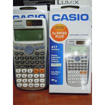 Calculadora Casio Fx-991es Plus Com 417 Funções - Original