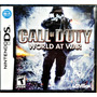 Call Of Duty World At War Original Nintendo Ds L A C R A D O