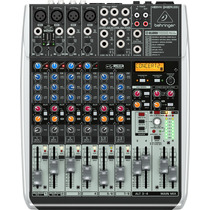 Qx1204usb Mixer 12 Canais Qx 1204 Usb Behringer Promoção!!
