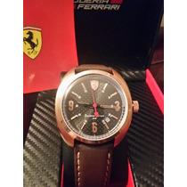 Relogio Scuderia Ferrari Original Rose