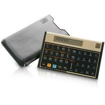 Calculadora Financeira Hp12c Hp 12c Gold Original Lacrada