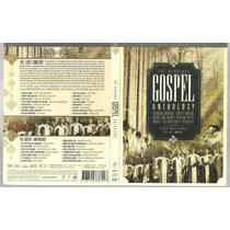 Cd/dvd-the Glorius Gospel Anthology-gospel Americano-usado