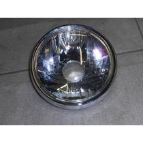 Bloco Óptico Com Aro (farol) Dafra Super 100