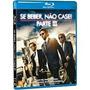 Blu-ray Se Beber Não Case Parte 3
