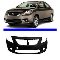 Parachoque Dianteiro Nissan Versa Ano 2011 2012 2013