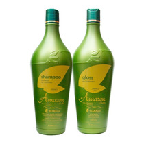 Escova Progressiva Ecoplus Amazon Brazilian 2x1000ml