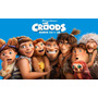 Camiseta Com Estampa Filme The Croods