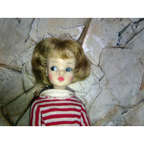 Boneca Antiga Susi Da Estrela Olho Pintado