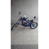 Bike Chopper Motorizada 49cc