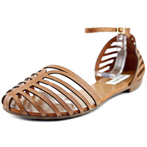 Charly Amar Torra Mulheres Flats De Couro