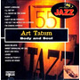 Cd / Art Tatum = Body And Soul (importado)