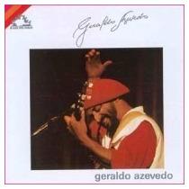 Cd Geraldo Azevedo A Luz Do Solo (vivo 1985) - Novo Lacrado
