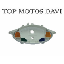 Carcaça Interna Do Painel Moto Honda Biz 100