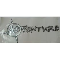 Emblema Adesivo Adventure Para Fiat Strada Palio Adventure