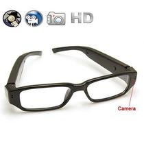 Óculos Espião (lentes Claras) - 1280 X 720 + Cartão 8 Gb