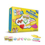 Kit De Massinhas - Art Kids Acrilex Nº3- Brinq Educativo