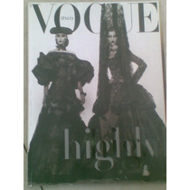 Vogue Italia - Highly - Setembro 2007
