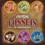 9 Dinossauros Em Mdf - Quebra Cabeça 3d Frete Grátis