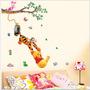 Adesivo De Parede Disney Pooh Decoração Quarto Ou Festa Bebê