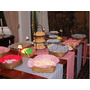 Artigos Para Festa Junina Infantil Toalha Xadrez 1,45x1,45