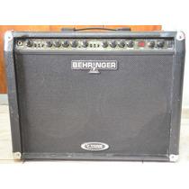 Amplificador Behringer V-tone Gm210 Com Processador 24 Bits