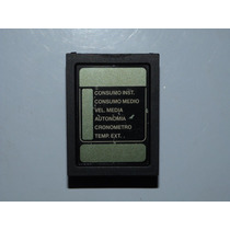 Relógio Computador De Bordo Gm Omega E Suprema Lente Riscada