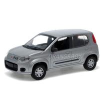 Fiat Novo Uno 1:43 Norev 772960-prata
