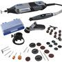 Micro Retifica Dremel 4000 + Kit 45 Acessórios + Maleta 220v