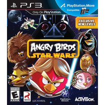 Angry Birds Star Wars Playstation 3 Artgames