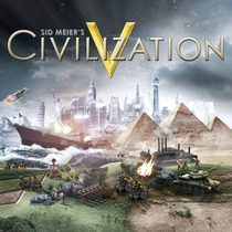 Sid Meiers Civilization V - Pc / Mac - Original