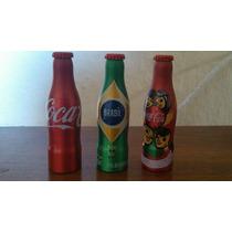 Mini Garrafinhas Coca-cola Copa Fifa 2014- Unitárias