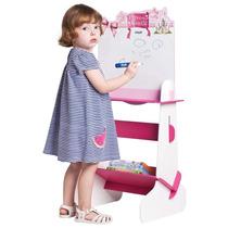 Lousa Infantil Princesas Brinquedo Didático Escolar Original