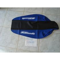 Capa De Banco Antiderrapante Honda Tornado Xr 250 Azul