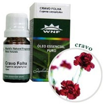 Oleo Essencial Cravo Massagem Aromaterapia-10ml