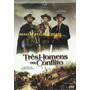 Dvd Três Homens Em Conflito - Clint Eastwood - Lacrado Dubla