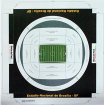 Maquete Do Estádio Nacional Mané Garrincha - Para Montar