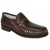 Sapato Social Masculino Mocassim Antistress Puro Conforto