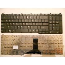 Teclado Toshiba Satélite C640 C650 L650 L655 L670 Preto