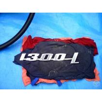 Emblema 1300 L Original C Pinos + Presilhas/borrachinhas