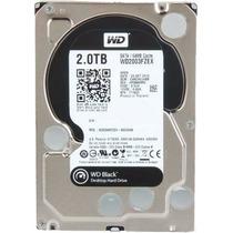 Hd Western Digital Black 2tb 7200rpm Sata 3 6gb/s Oferta!!!