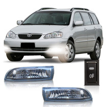 Kit Farol De Milha Toyota Corolla 2003/04 Fielder 2005/06/07