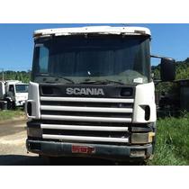 Caminhão Scania Traçada Plataforma 98 Estuda Troca Carro