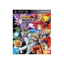 Dragon Ball Z - Battle Of Z + Dlc - Ps3