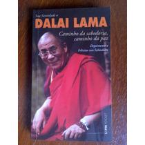 Livro Dalai Lama Caminho Da Sabedoria Caminho Da Paz