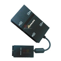 Adaptador Multiplayer Multitap 4 Entradas Ps