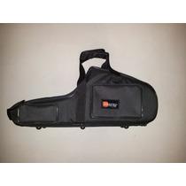 Semi Case (bag) Para Sax Alto Em Lona. Super Proteção!!!